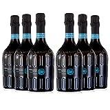 SAN MARTINO VINI Prosecco DOC Treviso Mill Extra Dry 2019/2020, Confezione 6 Bottiglie Vin...