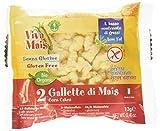 Probios Galletta di Mais con Sale Duo Pack - Pacco da 32 x 0.03 gr - Totale: 1 gr, Senza glutine
