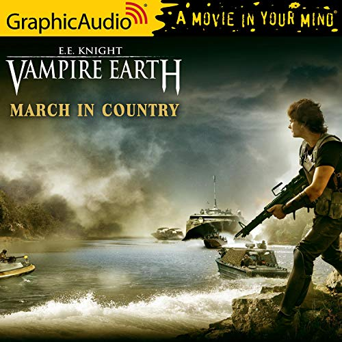 Couverture de March in Country (Dramatized Adaptation)