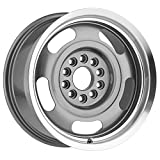 Vision 55 Aluminum Rally 20x9.5 5x4.5'/5x4.75' +12mm Gunmetal Wheel Rim 20' Inch