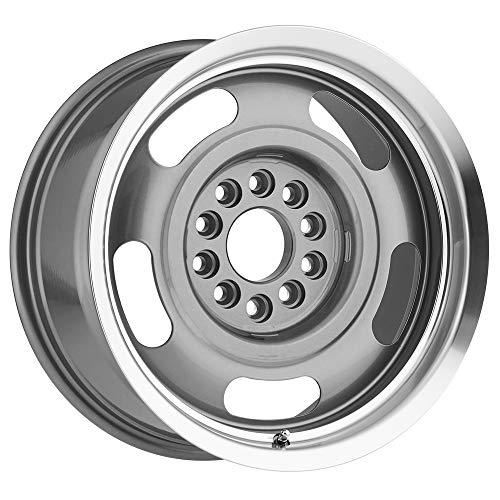 "Vision 55 Aluminum Rally 20x9.5 5x4.5""/5x4.75"" +12mm Gunmetal Wheel Rim 20"" Inch"