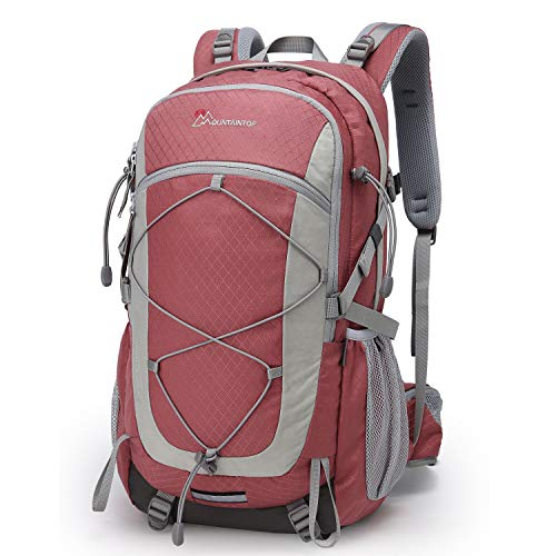 MOUNTAINTOP 40L Hiking Backpack Daypack for Outdoor Camping