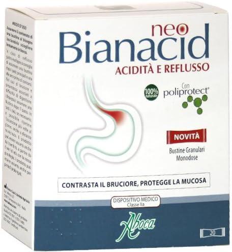 Aboca NeoBianacid granular 20 sobres