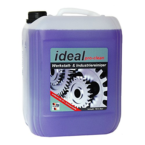RedFOX24 Premium 10 Liter ideal Pro-Clean Industrie- & Werkstattreiniger Aktiv Konzentrat