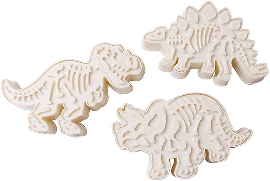 3D Baking OFFicial site Sugarcraft Biscuit Kitchen Dinosaur Sales Cookie To Supplies