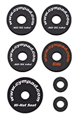 improve cymbal sound and performance provide superior cymbal suspension protect cymbals against breakage