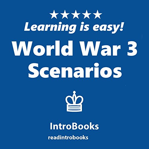 World War 3 Scenarios audiobook cover art