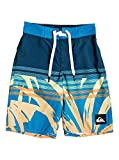 Quiksilver Boys' Little Everyday Tropics 14 Boardshort Swim...