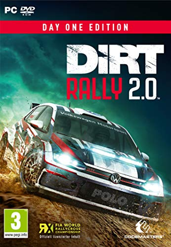 Dirt Rally 2.0 Day One Edition [PC] - AT-PEGI