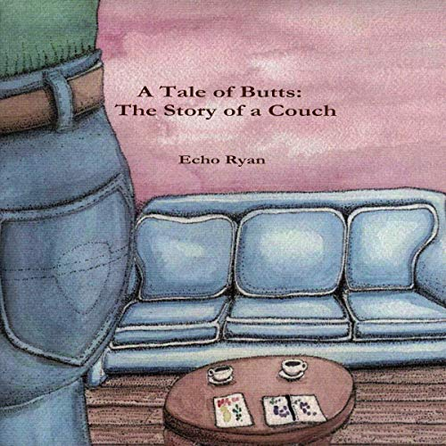 A Tale of Butts audiobook cover art