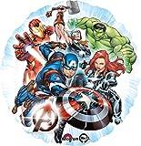 amscan 3465501 Folienballon Avengers, Mehrfarbig