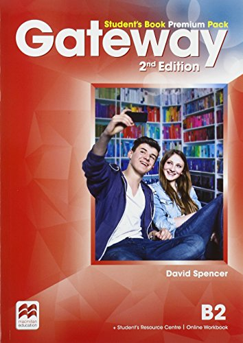 Gateway. B2. Student's book-Workbook-Webcode. Per le Scuole superiori
