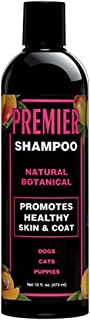 EQyss Premier Pet Shampoo - Promotes Healthy Skin and Coat