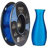 Eryone 1.75mm TPU Clear Blue 3D Printer Filament, Dimensional Accuracy +/- 0.05 mm, 0.5kg (1.1 LB) / Spool