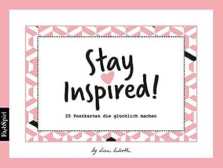 Postkarten Sprüche Postkarten Set it 25 hochwertigen versch liebevollen otiven und wunderschönen Sprüchen und Zitaten by Lisa Wirth