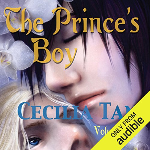 The Prince's Boy cover art