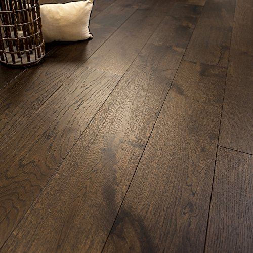 Wide Plank 7 1/2' x 1/2' European French Oak (Bastille) Prefinished...