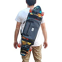 monark supply best skateboarding backpack for longboards