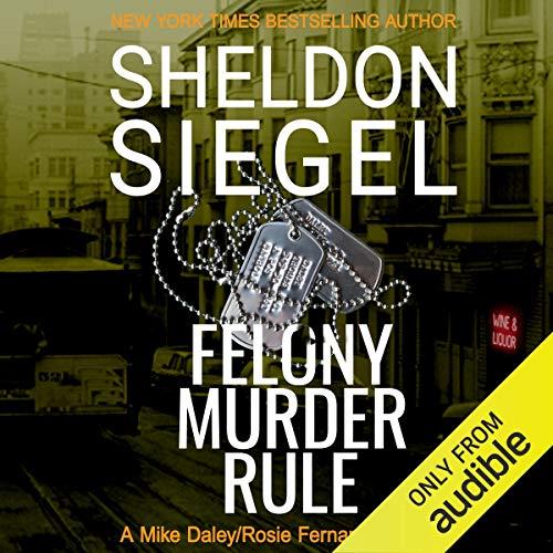 Felony Murder Rule cover art