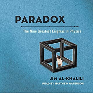 Paradox cover art