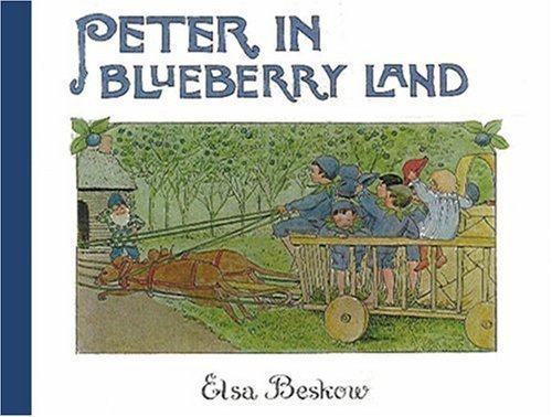 Peter in Blueberry Land by Beskow, Elsa (2005) Hardcover