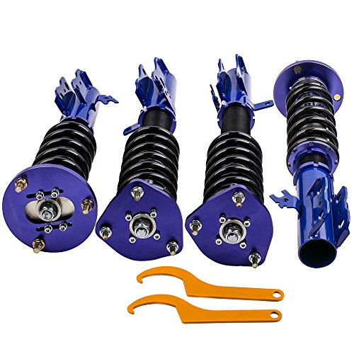 maXpeedingrods Coilovers Suspension Kits for Toyota Avalon 1995-2003 / Camry 1992-2001 / Solara 1999-2003 / for Lexus ES300 1992-2001 Adjustable Height Coil Springs Shock Absorber