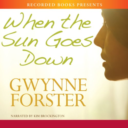 When the Sun Goes Down audiobook cover art