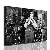 HOOL Buster Keaton Poster,Buster Keaton...