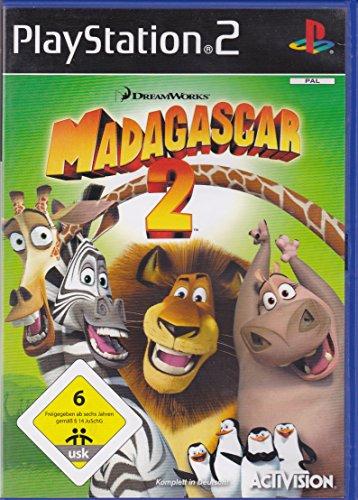 Vivendi Madagascar: Escape 2 Africa (PS2)