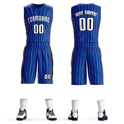 ZEH Camiseta de baloncesto para entrenamiento de equipo de baloncesto (color: G, talla: L) FACAI