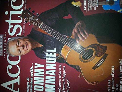 Guitarist Presents Acoustic ( Winter 2014 ) Tommy Emmanuel