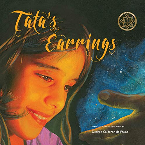 Tata's Earrings: WINNER of the 2018 Middle East Book Award (picture book)