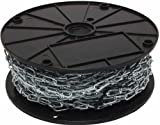 Forney 70421 Double Loop Chain, 3-by-100-Feet