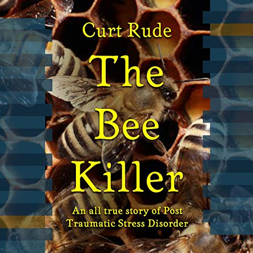 The Bee Killer audiobook cover art