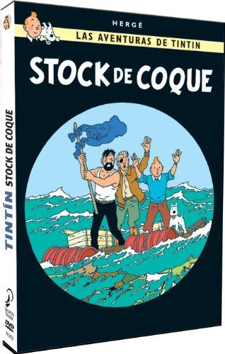 Tintin Stock De Coque [DVD]