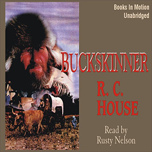 Buckskinner audiobook cover art