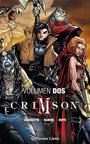 Crimson nº 02/02 (Independientes USA)
