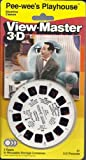 Pee-Wee's Playhouse 3D View-Master 3 Reel Set