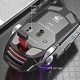 Zoom IMG-2 lasuki mouse wireless da gioco