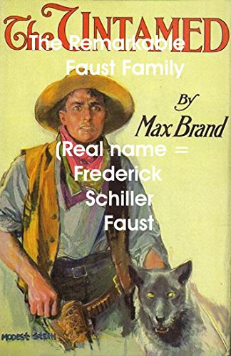 The Remarkable Faust Family (English Edition)