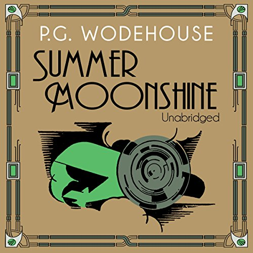 Summer Moonshine audiobook cover art