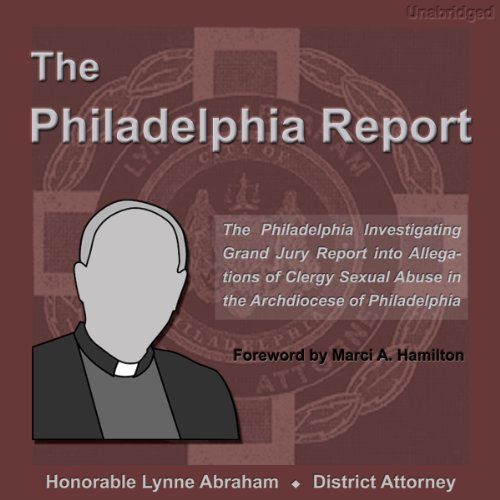 The Philadelphia Report audiobook cover art