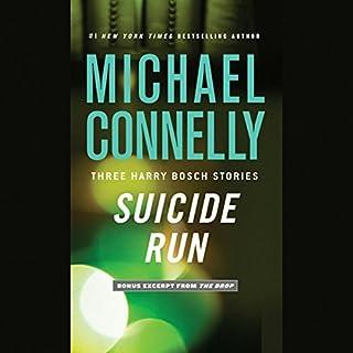 Suicide Run audiobook cover art