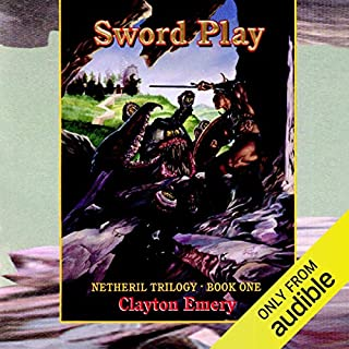 Sword Play audiobook cover art