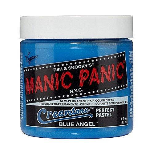 Manic Panic, Coloración Semipermanente