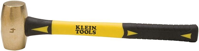 Klein Tools 819-04 Non-Sparking Hammer, 4-Pound