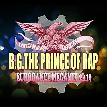 Eurodance Megamix 2k19