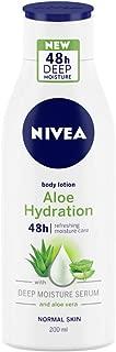 NIVEA Body Lotion, Aloe Hydration, For Normal Skin, 200ml