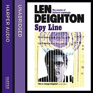 Spy Line cover art