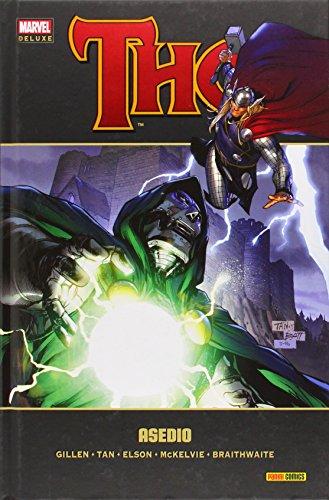 Thor 4. Asedio (MARVEL DELUXE)